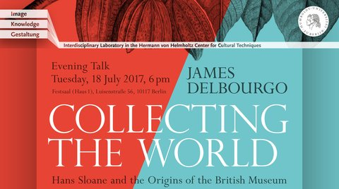 SAVE THE DATE: Collecting the World